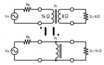 真空管等価回路
