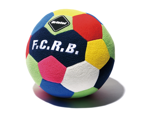 FCRB SOCCER BALL CUSHION