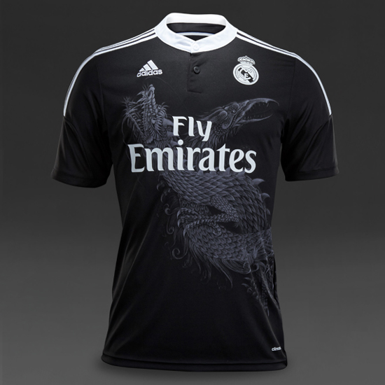Adidas Real Madrid 2014-15 Third