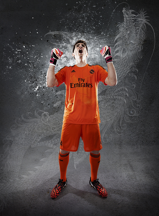 Adidas Real Madrid 2014-15 GK(CL)
