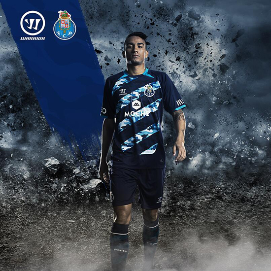 FC Porto 2014-15 Warrior Away