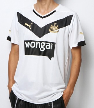 Puma Newcastle United 2014-15 Third