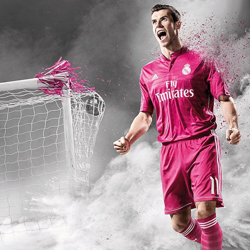 Real Madrid 2014-15 adidas Away