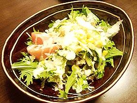 サラダ20140916