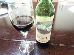ワイン20141015