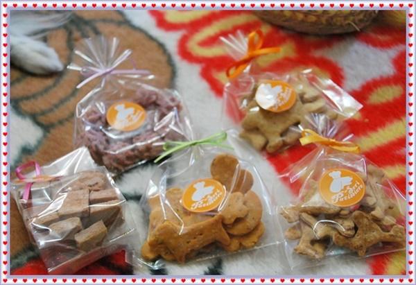 ワンコ用クッキー