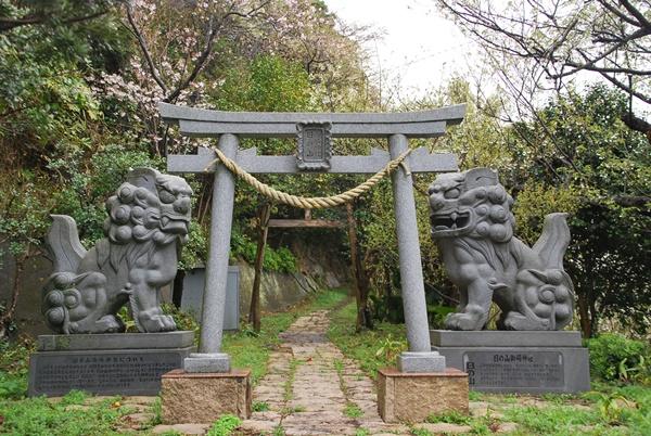 日の山御崎神社