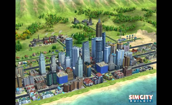 \u201cSimCity BuildIt\u201dは経験豊富なシリーズのプレイヤーやストラテジー作品に精通した経験者にとっても楽しめるゲーマー向けの新作で、360度回転可能な3D都市環境や精細な