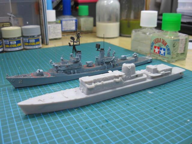 HMS SHEFFIELD の2