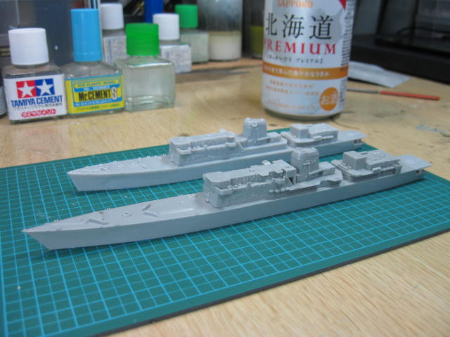 H.M.S MANCHESTER の2