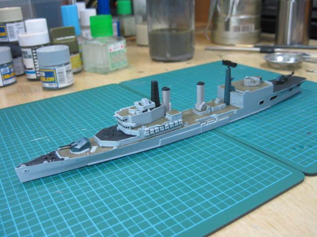 HMS TIGER の3 ?