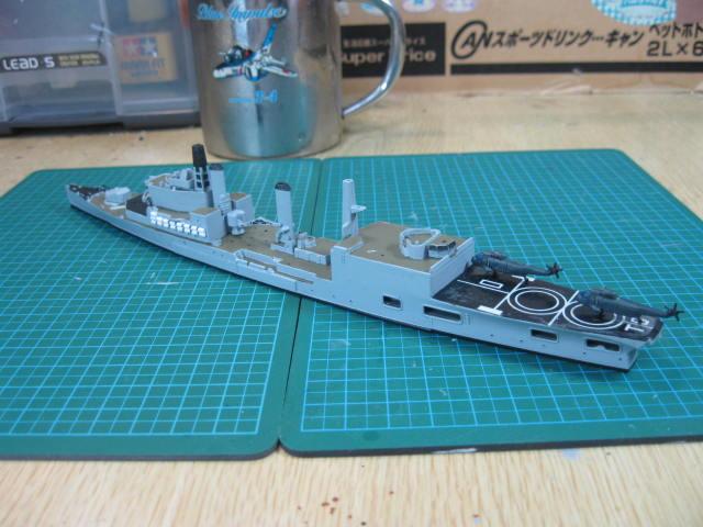 HMS TIGER の4 ?