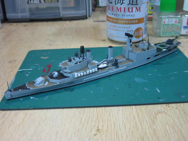 HMS TIGER の5 ?