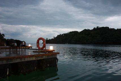 2014sep百楽荘釣り場