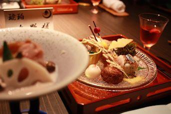 2014百楽荘食事1