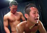 ゲイ動画:ガン掘り腰砕けご奉仕フェラでGO !! 好帥哥