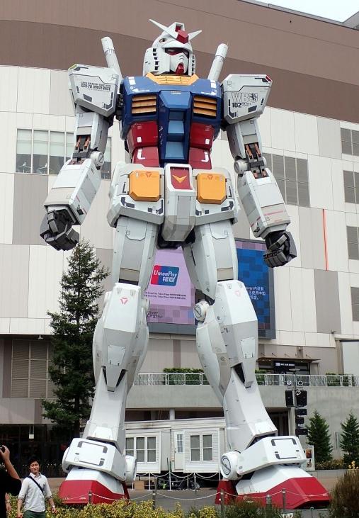 ガンダム 2014-09-18 (1)