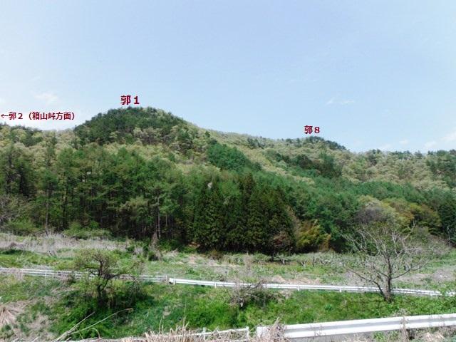 箱山城(中野市・山ノ内町) (108)