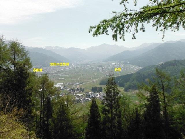 鴨ヶ岳城・鎌ヶ岳城(中野市) (46)