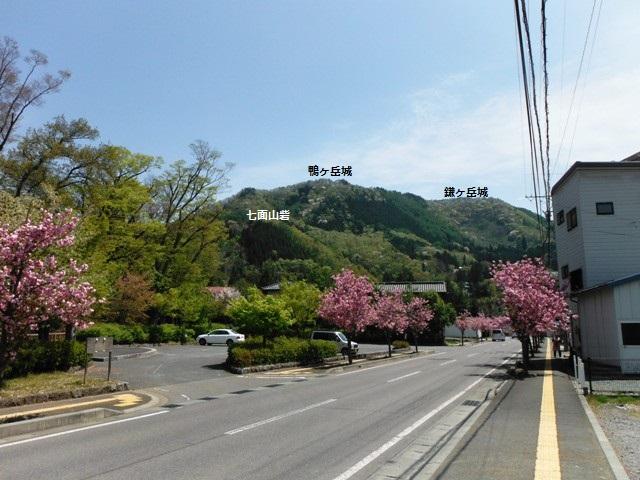 鴨ヶ岳城・鎌ヶ岳城(中野市) (208)