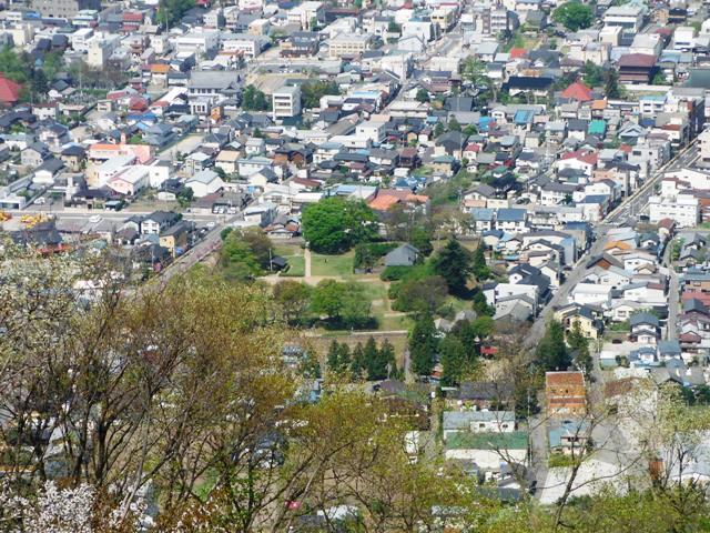 鴨ヶ岳城・鎌ヶ岳城(中野市) (80)