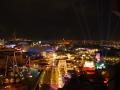 night view of USJ