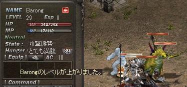 LinC0262バロンLv29