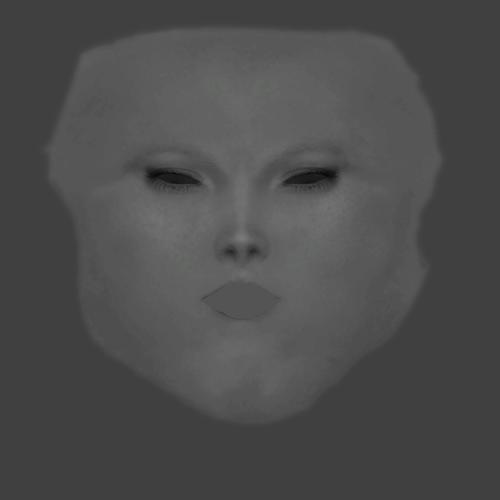 Sukekiyo Face Texture
