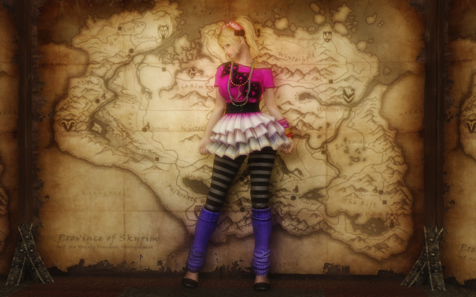 Lollipop Chainsaw Rozalind Outfits 画像1