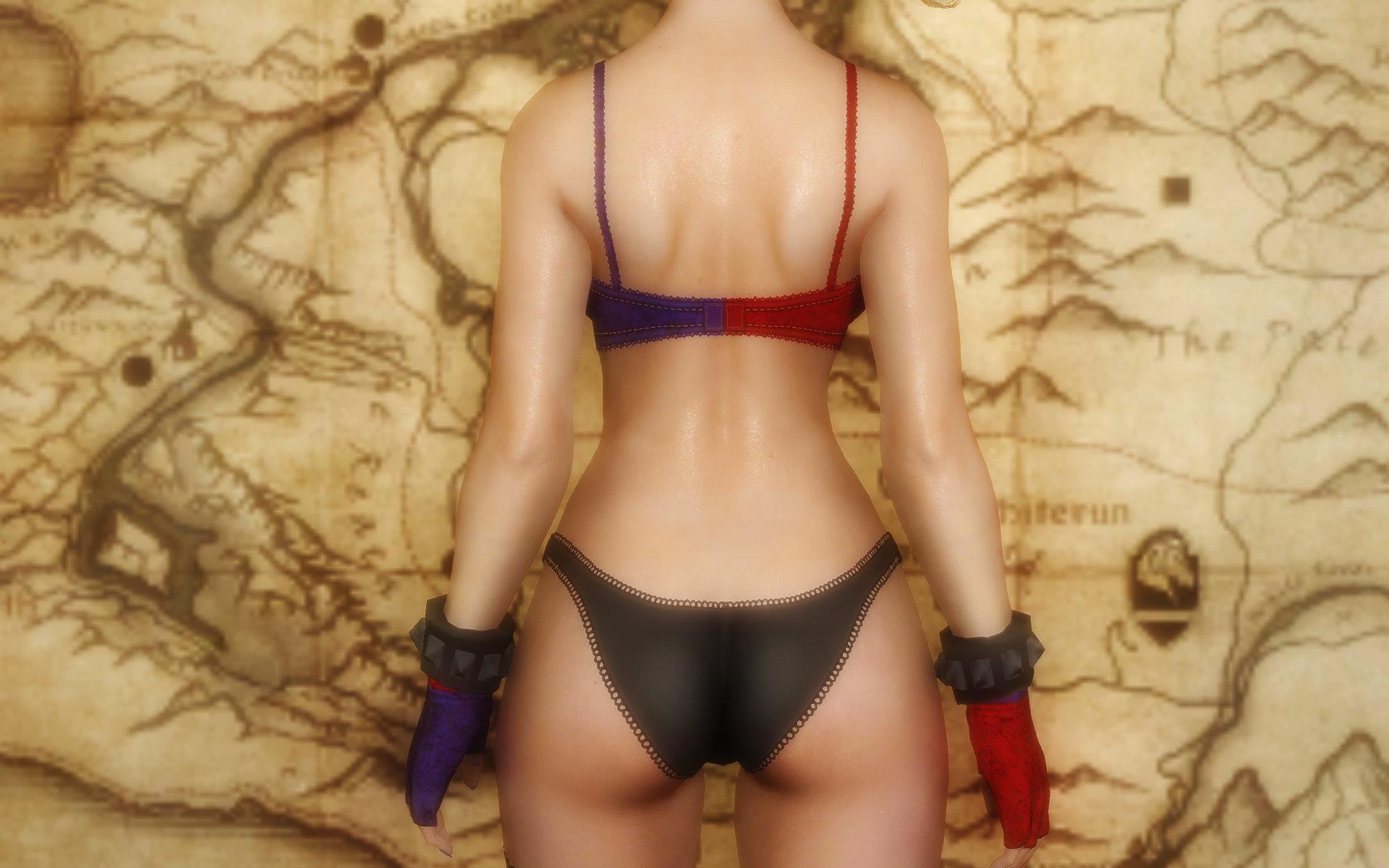 Harley Quinn AA Underwear