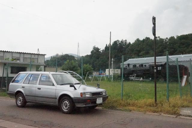 ファミリアバンとC56 129