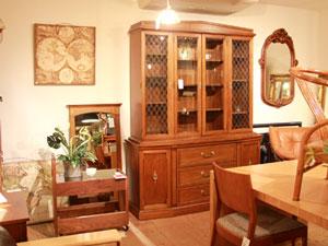ドレクセルヘリテイジ DREXEL 飾り棚 チャイナ 高級 家具 チェスト 日本製
