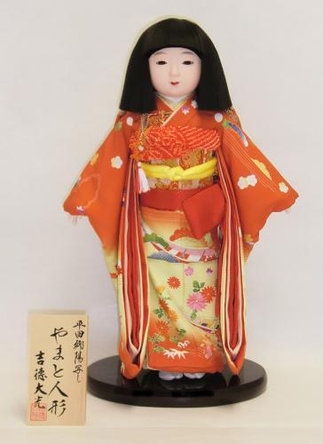 吉徳さんのお人形さま