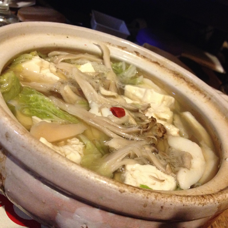 湯豆腐(非膵炎食タイプ)