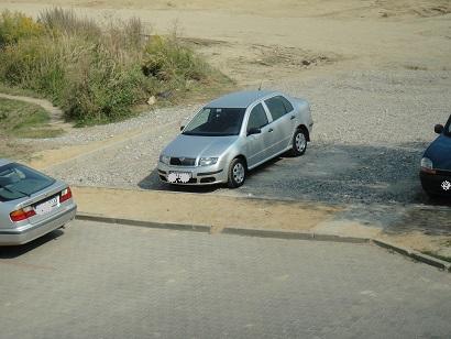 09 2014 駐車場