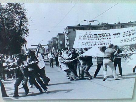 共産圏崩壊から25年