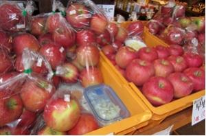 りんご入荷