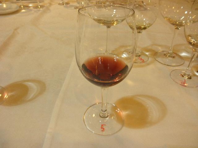 5番目赤ワイン