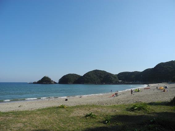 4晩夏の弓ヶ浜