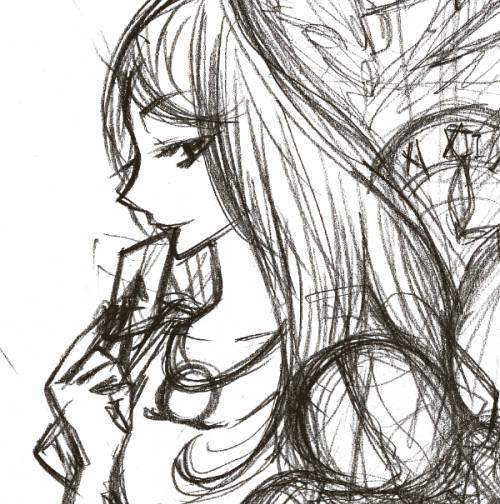 ざかざかのアリス