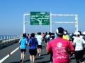 アクアラインマラソン21