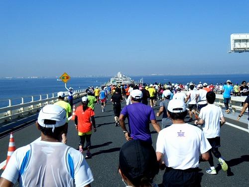 アクアラインマラソン22