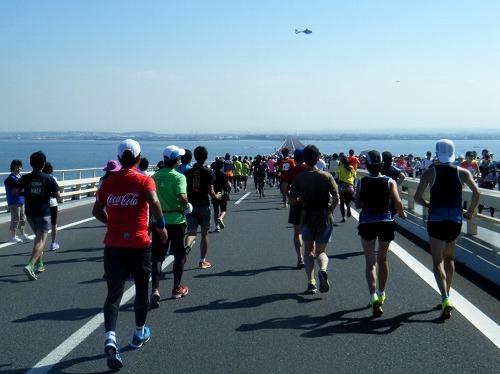 アクアラインマラソン28
