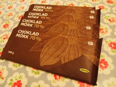 IKEA chocolate