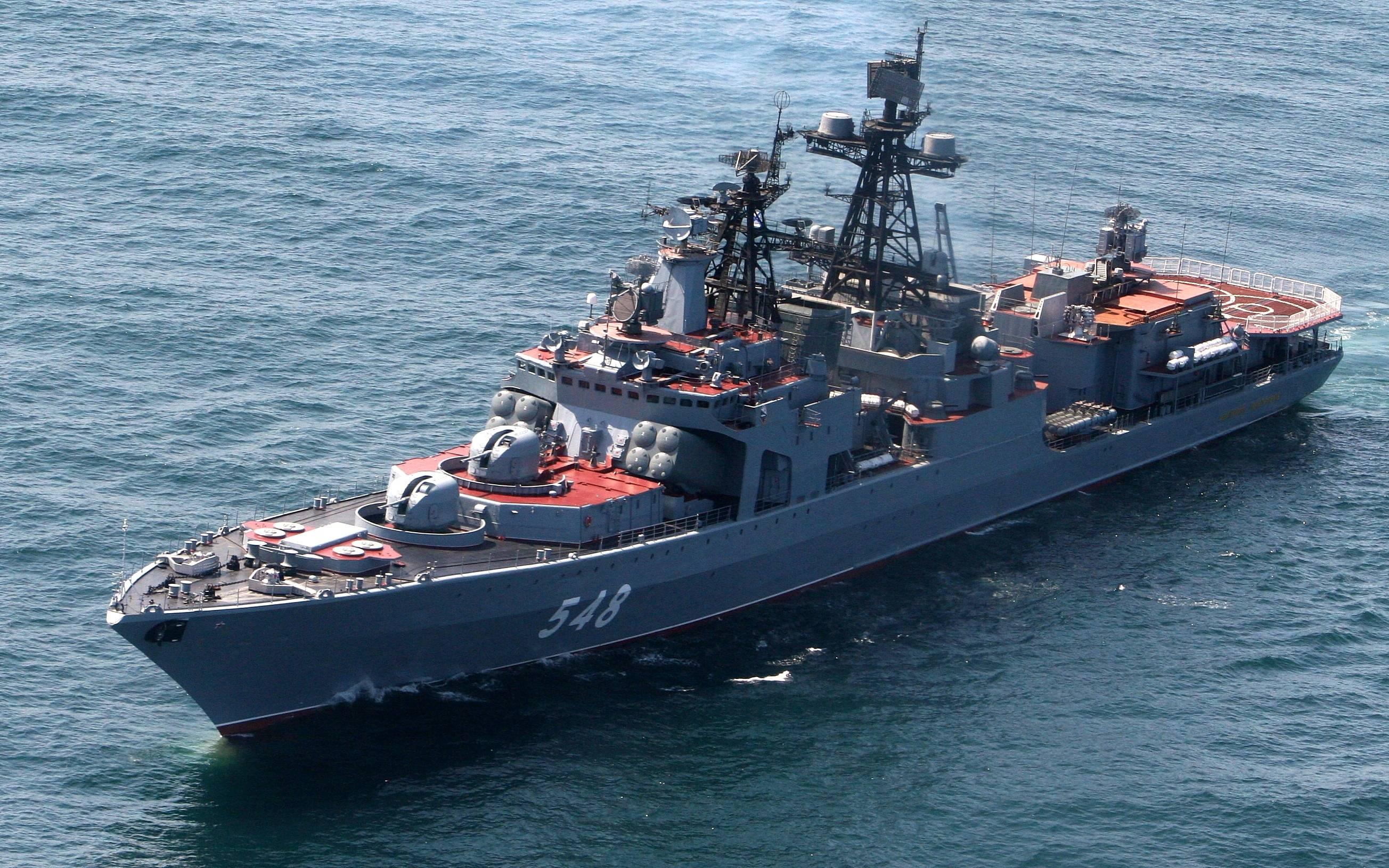 N.G.クズネツォフ記念・ウリヤノフスク赤旗・親衛ロシア海軍情報管理局