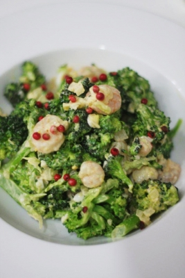 ブロッコリーのタルタルサラダ2