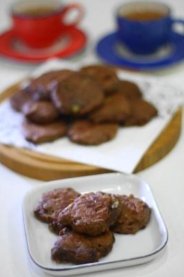 ココアバナナのしっとりクッキー2