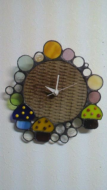 きのこ時計①
