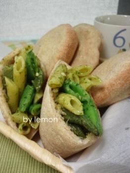 20140222ピタパンby檸檬酵母