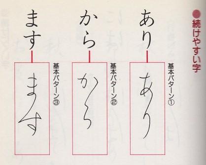 和氣_つづけやすい字